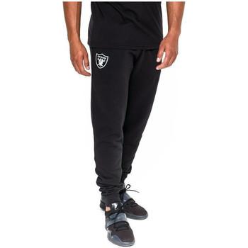 Vêtements Homme Pantalons de survêtement New Era Pantalon de survêtement  Tech Series Oakland Raiders - Ref. 1145 Noir