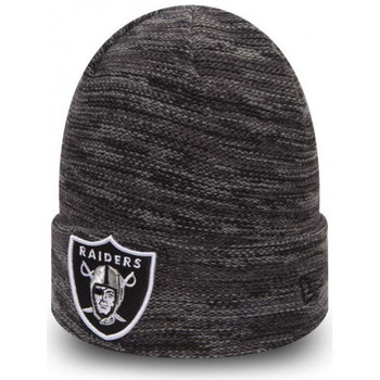 Accessoires textile Homme Bonnets New Era Bonnet  Shadow Tech Oakland Raiders - Ref. 80536172 Gris
