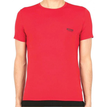Vêtements Homme T-shirts manches courtes Love Moschino Tee-shirt Rouge