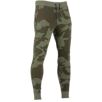 Vêtements Homme Pantalons de survêtement New-Era Pantalon de survêtement  NTC New York Yankees Vert