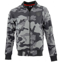 Vêtements Homme Sweats New-Era Sweat  NTC Bomber Oakland Raiders - Ref. 11493650 Gris