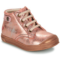 Chaussures Fille Boots GBB REGINE Rose