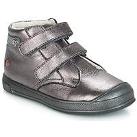 Chaussures Fille Boots GBB RACHEL Violet