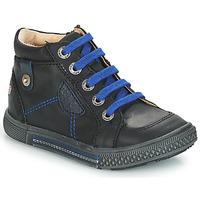 Chaussures Garçon Bottes ville GBB RAYMOND VTS NOIR DPF/STRYKE