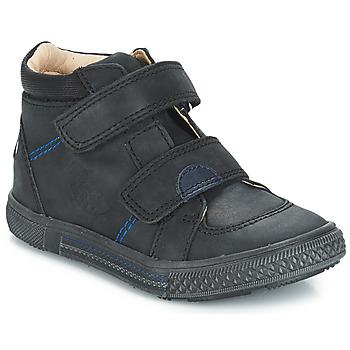 Chaussures Garçon Boots GBB ROBERT Noir