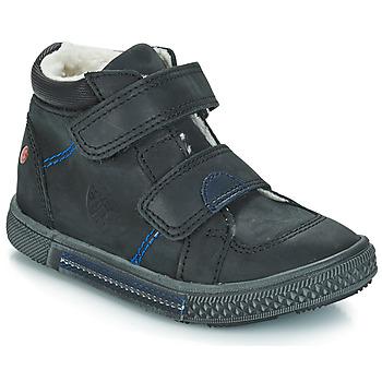Chaussures Garçon Boots GBB ROBERT VTS NOIR DCH/STRYKE
