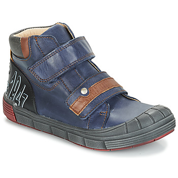 Chaussures Garçon Boots GBB REMI Bleu