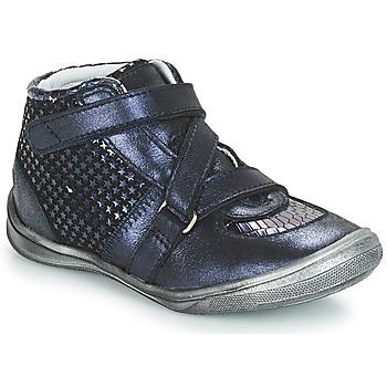 Chaussures Fille Baskets montantes GBB RIQUETTE Bleu