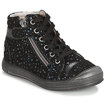 Chaussures Fille Boots GBB DESTINY VTE NOIR CONFETTI DPF/EDIT