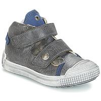 Chaussures Garçon Baskets montantes GBB ROMULUS Gris