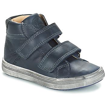 Chaussures Garçon Boots GBB NAZAIRE VTE MARINE DPF/2835