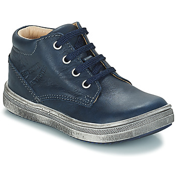 Chaussures Garçon Bottes ville GBB NINO VTE MARINE DPF/2835