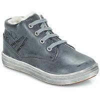 Chaussures Garçon Bottes ville GBB NINO VTE GRIS DCH/2835