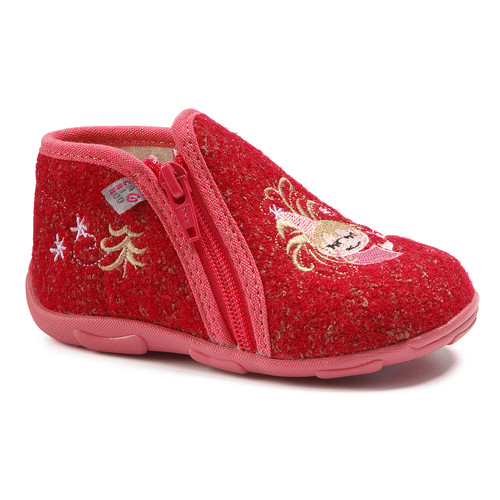 Chaussures Fille Chaussons GBB PILI TTX ROSE DTX/AMIS
