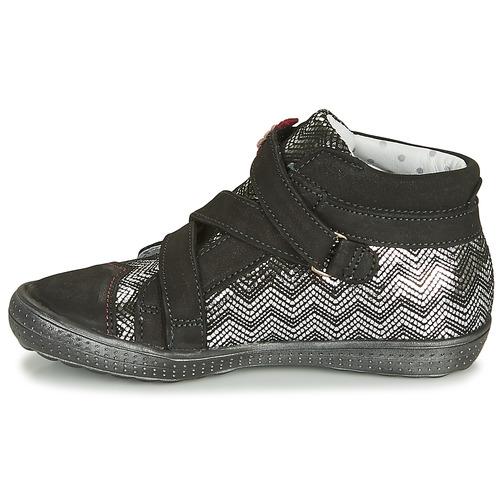 Chaussures Boots Roquette Fille Catimini NoirArgenté pGMLSUqzV