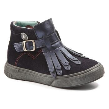 Chaussures Fille Boots Catimini RUTABAGA CTV MARINE DPF/VIDAL