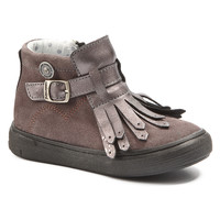 Chaussures Fille Boots Catimini RUTABAGA CTV BOIS DE ROSE DPF/VIDAL