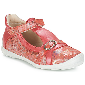 Chaussures Fille Sandales et Nu-pieds GBB SALOME Rouge