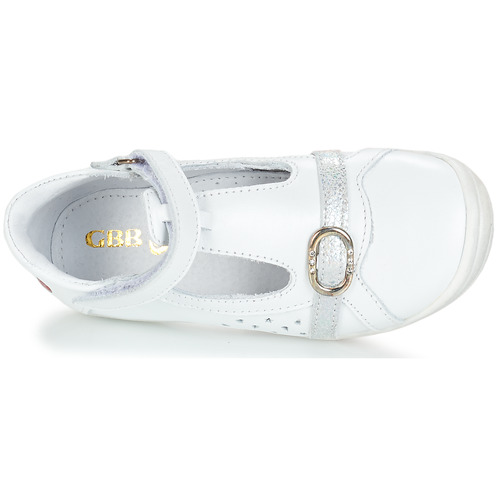 Fille Et Salome Chaussures pieds Blanc Sandales Gbb Nu PXnw0kO8