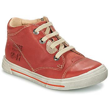 Chaussures Garçon Boots GBB SYLVAIN VTE ROUILLE DPF/SNOW