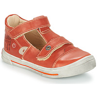Chaussures Fille Ballerines / babies GBB STEVE Rouge