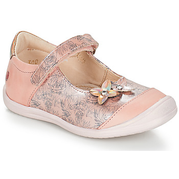 Chaussures Fille Ballerines / babies GBB SACHIKO Rose