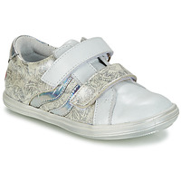 Chaussures Fille Baskets basses GBB SHEILA Blanc