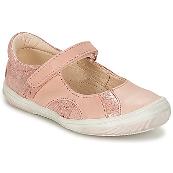 Chaussures Fille Ballerines / babies GBB SYRINE Rose