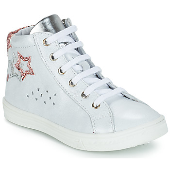 Chaussures Fille Baskets montantes GBB SERAPHINE Blanc