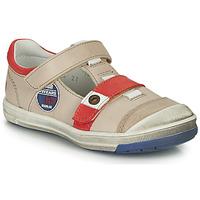 Chaussures Garçon Sandales et Nu-pieds GBB SCOTT Beige / Rouge