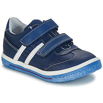 Chaussures Garçon Boots GBB STALLONE VTE MARINE DPF/TIMES