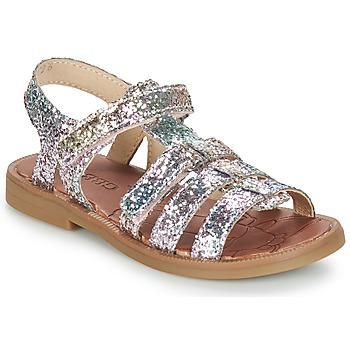 Chaussures Fille Sandales et Nu-pieds GBB KATAGAMI Multicolor