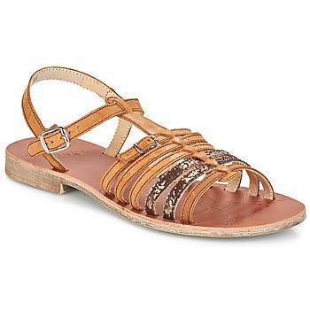 Chaussures Fille Sandales et Nu-pieds GBB BANGKOK Marron