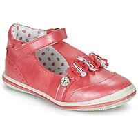 Chaussures Fille Ballerines / babies Catimini SANTOLINE Rouge