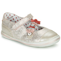 Chaussures Fille Ballerines / babies Catimini STROPHAIRE Rose
