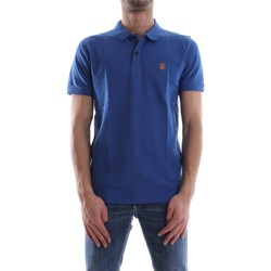 Vêtements Homme Polos manches courtes Selected 16049517 HARO POLO Homme ROYAL ROYAL
