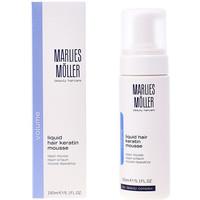Beauté Soins & Après-shampooing Marlies Möller Volume Liquid Hair Keratin Mousse  150 ml