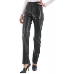 Vêtements Femme Pantalons Giorgio Agnes Noir Noir