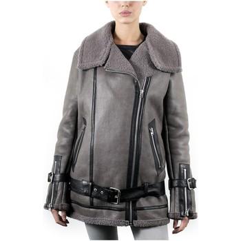 Vêtements Vestes en cuir / synthétiques Giorgio Isabo Stone Stone