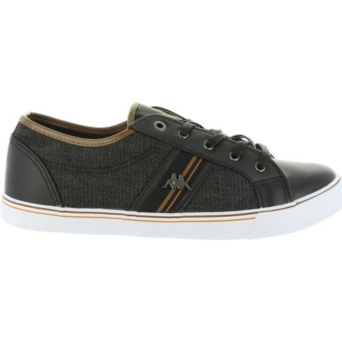 Chaussures Femme Baskets basses Kappa 303WB90 BENBURNT Negro