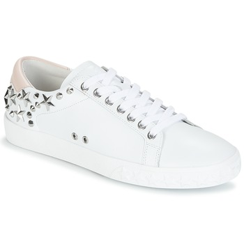 Chaussures Femme Baskets basses Ash DAZED Blanc/Rose