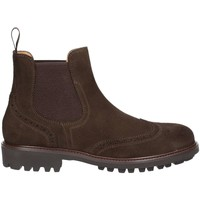 Chaussures Homme Boots Triver Flight 214-04 Bottes et bottines Homme Brown Brown