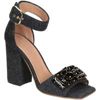 Chaussures Femme Sandales et Nu-pieds Marni SAMSV08C10 TW600 ZI768 Grigio scuro