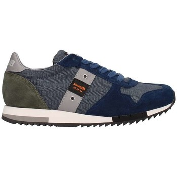 Chaussures Homme Baskets basses Blauer. U.s.a. Blauer. U.s.a. 7fquincy01/spi/n Sneakers Homme bleu bleu