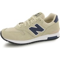 Chaussures Homme Baskets mode New Balance Baskets  Ml565 Sbn Beige H beige