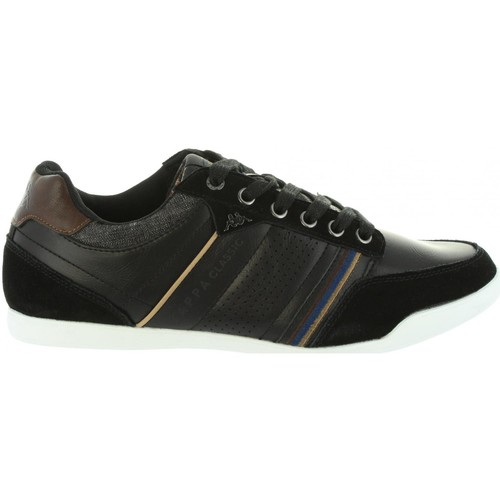 Chaussures Homme Baskets basses Kappa 303WBV0 SAWATI Negro