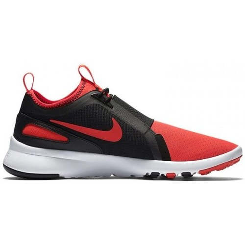 Chaussures Homme Running / trail Nike CURRENT SLIP ON / CRIMSON Rouge