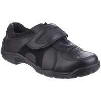 Chaussures Garçon Mocassins Hush puppies Luke 2 Senior Black