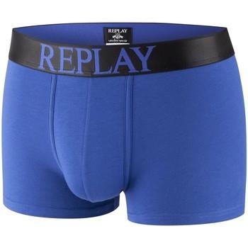 Sous-vêtements Homme Boxers Replay INSCN bleu