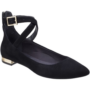 Chaussures Femme Ballerines / babies Rockport ADELYN ANKLE STRAP CG865 Black